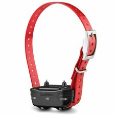 Garmin PT 10 Dog Device Red Collar