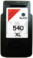 Remanufactured PG 540XL Black Ink to fit Canon Pixma MG3550 Printers