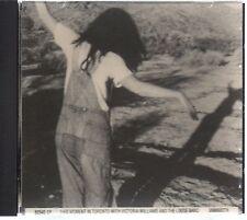 VICTORIA WILLIAMS & THE LOOSE BAND - This Moment In Toronto - CD Album *Promo*