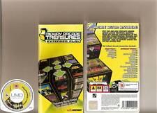 MIDWAY ARCADE TREASURES PSP HANDHELD  21 RETRO GAMES