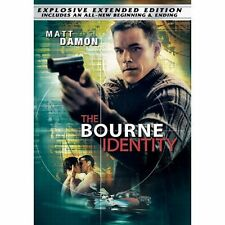 The Bourne Identity (DVD, 2004, The Explosive, Extended Edition - Widescreen)