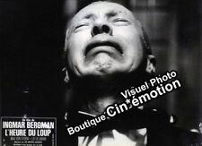 Photo Cartonnée Cinéma 24x30cm (1968) L'HEURE DU LOUP - VARGTIMMEN Liv Ullmann