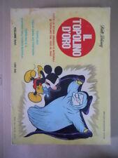 Il Topolino D'Oro Volume XVIII 1970 storie dal 1930 al 1945 ed. Mondadori [G753]