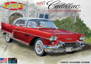 Atlantis 1957 Cadillac Eldorado Brougham 1:25 scale model car kit 1244