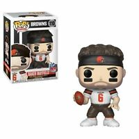 Funko Pop! NFL Baker Mayfield Cleveland Browns Vinyl Toy Figure #110