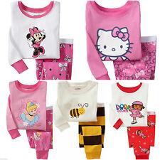 Unbranded Pyjama Top Nightwear (2-16 Years) for Girls