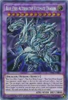 Blue-Eyes Alternative Ultimate Dragon - TN19-EN001 Prismatic Secret Rare Yugioh