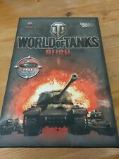 World of Tanks Rush /  Card / Board Game / Complete