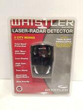 Whistler XTR 150 LASER-Radar Detector