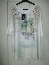 exclusives Damen-Shirt von CLARINA  Gr.44/46  (29,99€)
