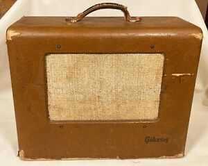 Gibson BR6F Combo Amp c1950