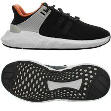 Adidas EQT Support 93/17 schwarz weiß Herren Low-Top Sneakers Freizeitschuhe NEU