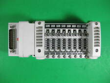 SMC Manifold 8 Ports VQC Series D-Sub Connector -- VV5QC11 -- Used