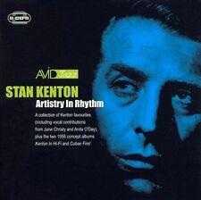 Artistry in Rhythm [Avid] [Remaster] by Stan Kenton (CD, Jul-2007, 2 Discs,...
