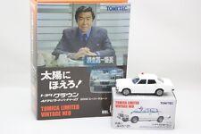 TOMYTEC Tomy Tomica Limited Vintage LV-Taiyo ni Hero! #1 Toyota Crown Diecast_US