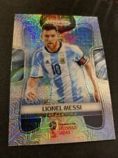 2018 World Cup Prizm MOJO SP Lionel Messi Argentina 🇦🇷