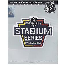 2019 Official NHL Stadium Series Game Jersey Patch Philadelphia Flyers Pittsburg
