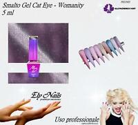 Smalto Gel Cat Eye Molly Lac 5 ml - Allepaznokcie - Semipermanente Nail Art