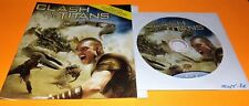 New listing Clash of the Titans (Mint Blu-ray Disc & Artwork Only, No Case) Free Shipping