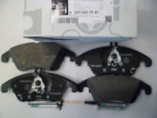 Genuine Mercedes-Benz SLK-Class 172 Front Brake Pads & Sensor A0074207520