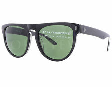 bb9cd23013d NEW Spy Optics Brookhurst 3-Ply Black   Grey Green 673042038133 Sunglasses