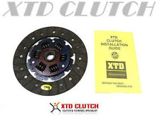 XTD STAGE 2 CLUTCH DISC1993-95 HONDA DEL SOL 1992-2005 CIVIC 1.5L 1.6L 1.7L SOHC