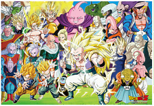 "Jigsaw Puzzles 1000 Pieces ""Dragon Ball Z - Majin Buu"""