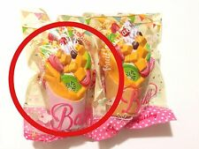 iBloom Quality Fruit Sundae Cup (Pink) Rare Licensed Collectible Super Squishy