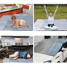 Impermeable De Aluminio Lámina De Espuma outdoor picnic Colchoneta Aislante Cojín Pad Oferta