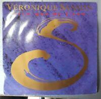 """SP Veronique Sanson - Rien que de l'eau (7"""") 1992 France"""