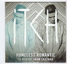 (EZ55) Itch Feat. Adam Lazzara, Homeless Romantic - 2013 DJ CD