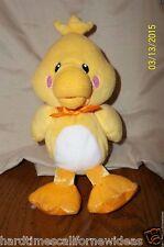 """Fisher Price Yellow Duck Plush 8"""""""