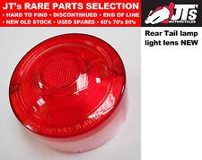 REAR TAIL LIGHT BACK BRAKE LAMP LENS suit SUZUKI TS100 TC100 GT100 AFTERMARKET