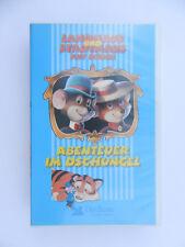 VHS Video Kassette Landmaus & Stadtmaus auf Reisen Abenteuer im Dschungel +
