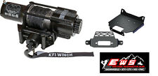 POLARIS RZR 900, 1000 XP KFI 4500LB STEALTH WINCH & MOUNT 2014-2017
