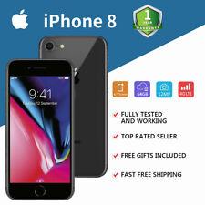 Nuevo Apple iPhone 8 64GB Gris SmartPhone Móvil Desbloqueado Garantía 12M