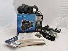 Sony Cyber-shot DSC-F828 8.0MP Digitalkamera - Schwarz