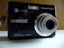 PRAKTICA Dpix DPix 1100Z 10.0 MP Digital Camera - Black