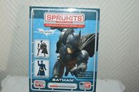 MAQUETTE FIGURINE BATMAN DARK KNIGHT RISE SPRUKITS FIGURE MODEL KIT BANDAI  NEUF