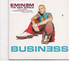 Eminem-Business cd single