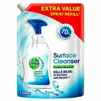 Dettol Refill Surface Cleaning Spray 1200ml