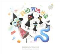 IGLOOGHOST - NEO WAX BLOOM [DIGIPAK] * NEW CD