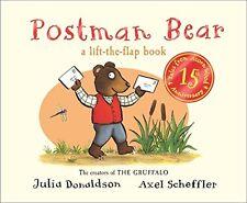 Tales from Acorn Wood: Postman Bear New Board Book Axel Scheffler