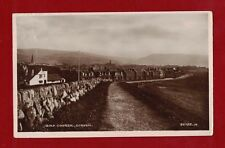 GB Girvan Golf Course heritage postcard with 1d Geo V stamp