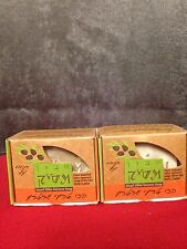Set Of 2 Israel Olive Harvest Soaps Pure Natural Olive From The Holy Land 110g