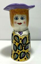 Ganz Bella Casa Jeanie Salt / Pepper Shaker ~ As Is ~ Unused