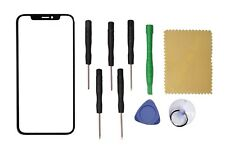 OEM Front Outer Screen Glass Panel Lens Replacement For Apple iPhone X +Tools
