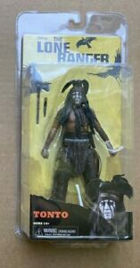 NECA  The Lone Ranger Tonto 7″ Action Figure – Series 1