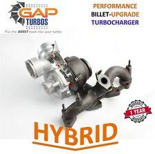 HYBRID Turbocharger SEAT LEON 2.0TDi  BILLET UPGRADE AZV BKD  724930 TURBO