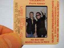 More details for original press promo slide negative - u2 - bono & larry mullen jnr - 2000
